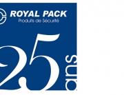 25 ans Royal Pack scellés de sécurité