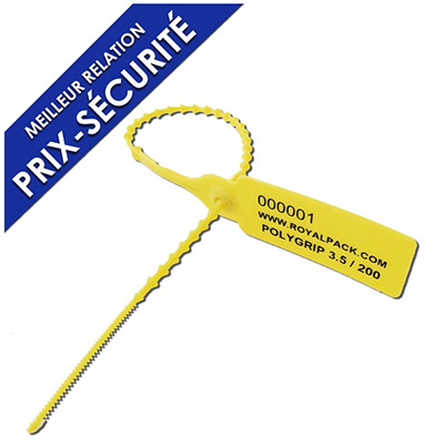 scelles securite  polygrip